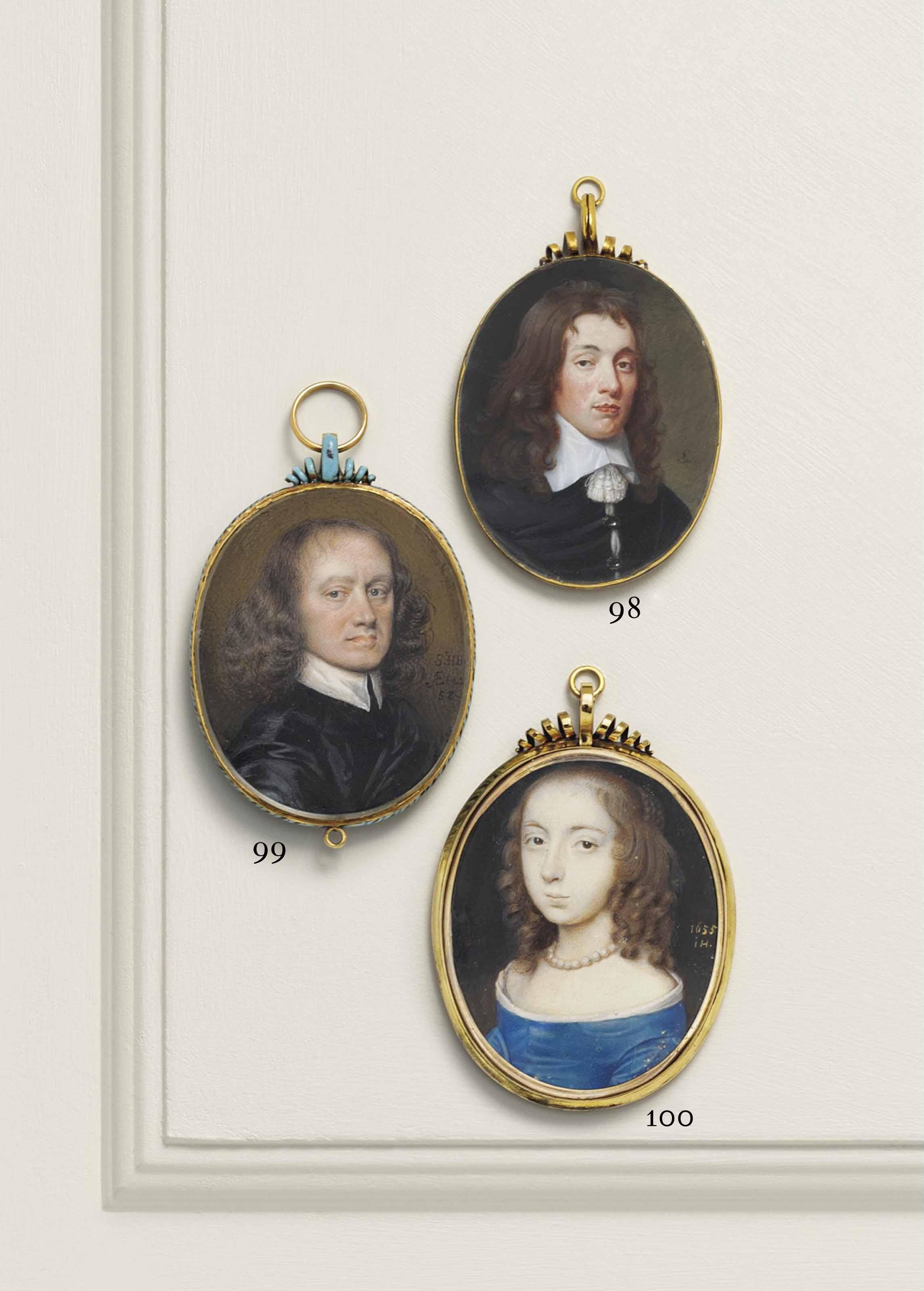 JOHN HOSKINS (BRITISH, C. 1590-1655)