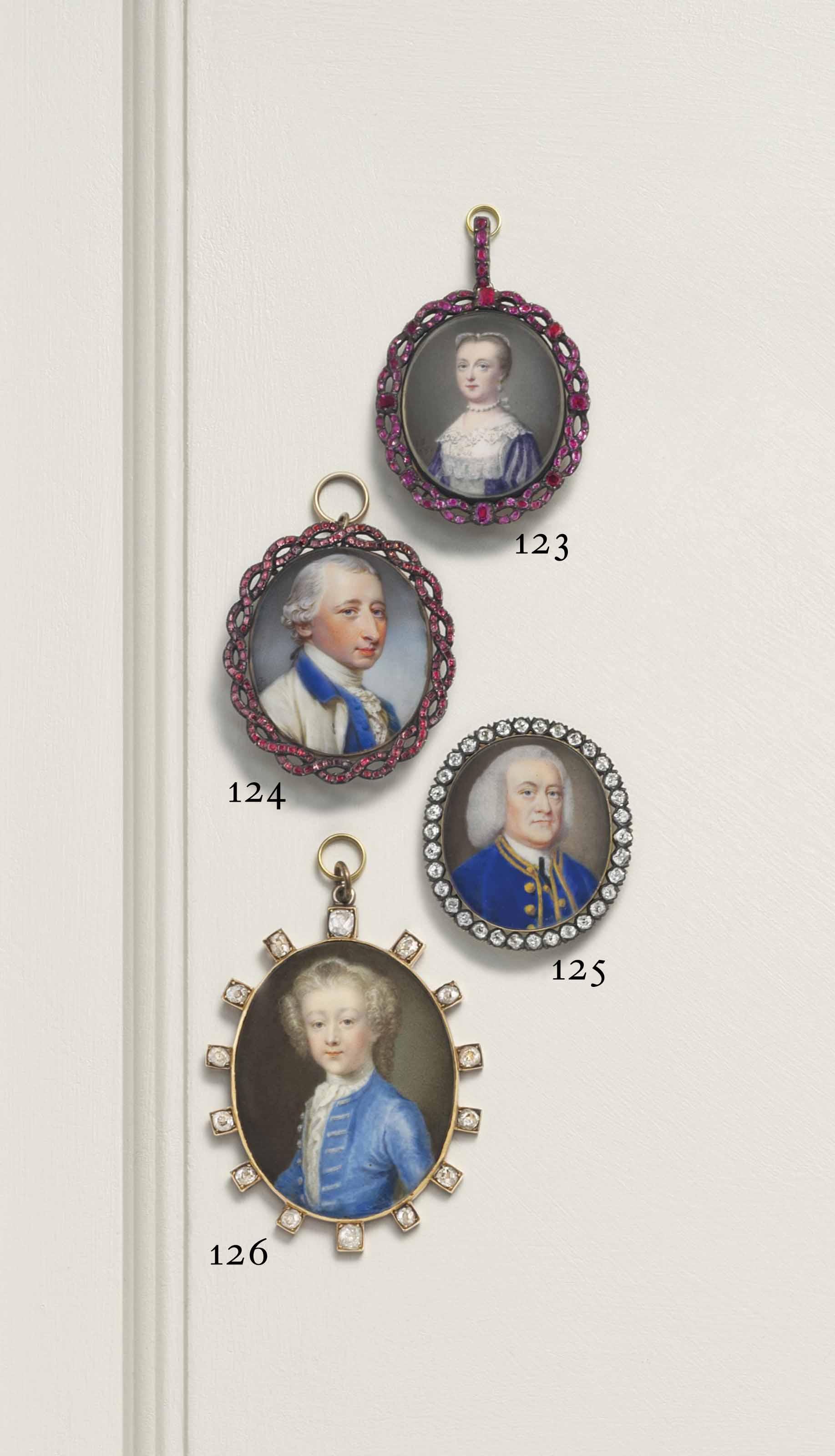 WILLIAM  PREWETT (BRITISH, FL. C. 1733 - 1740)