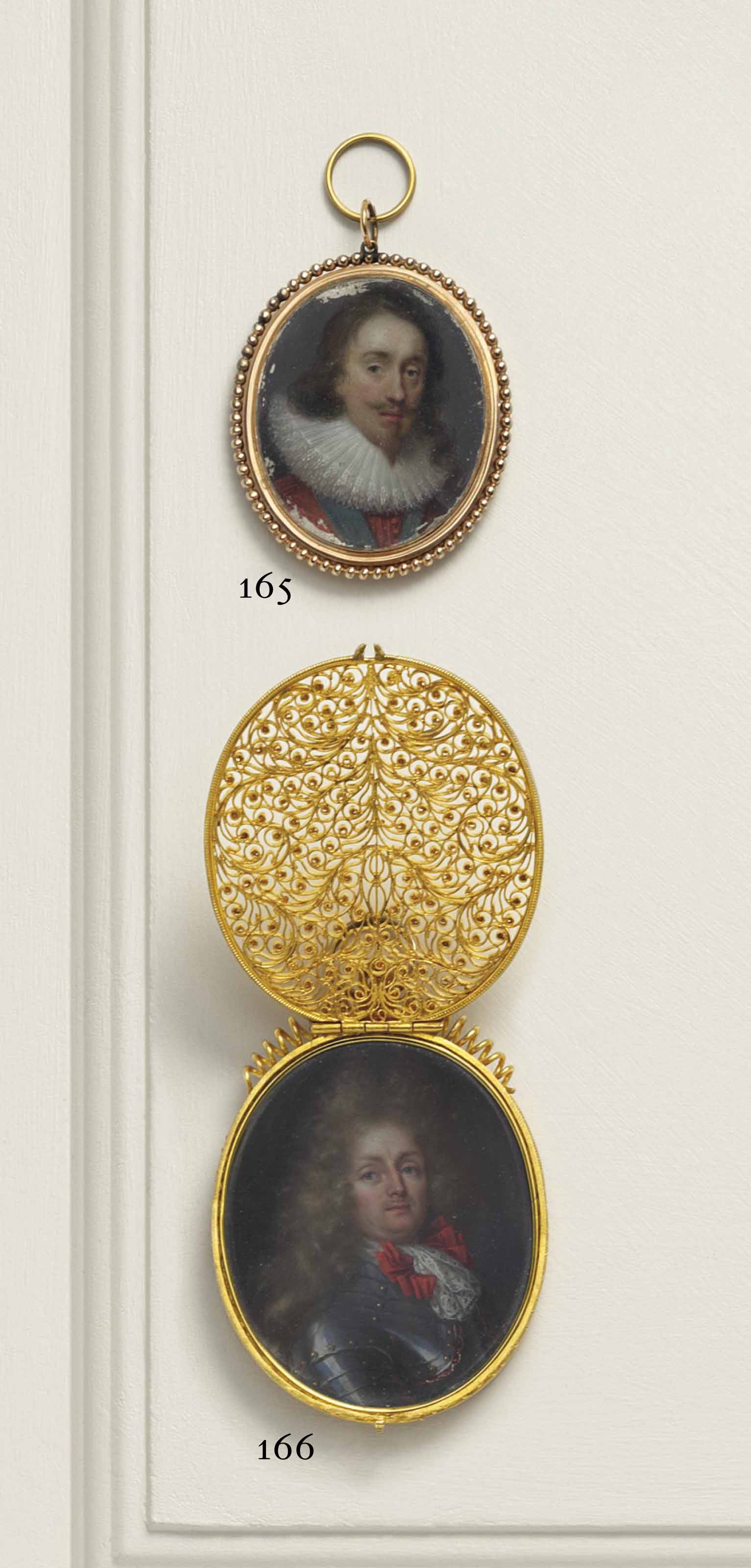 ATTRIBUTED TO CORNELIS JONSON VAN CEULEN (ANGLO-DUTCH, 1593 - 1661/1662)