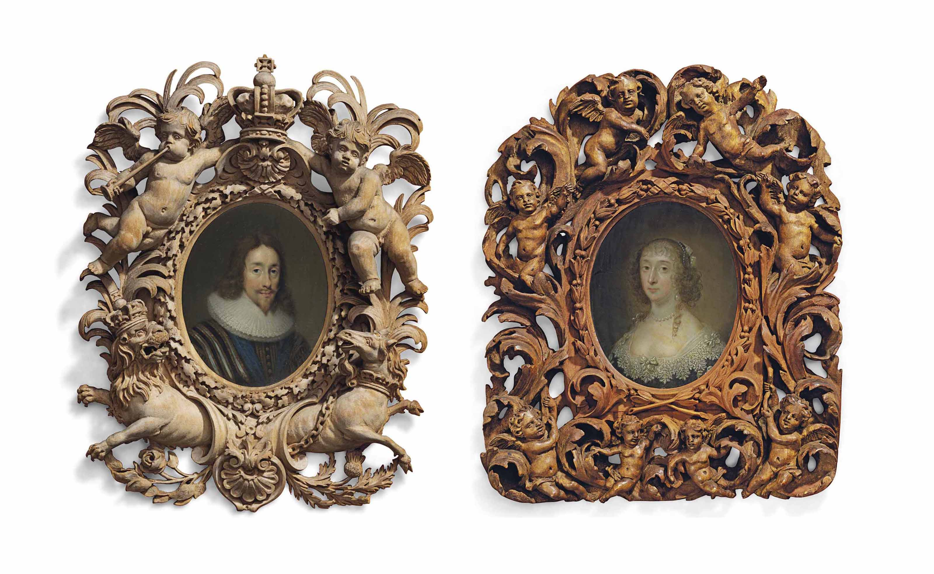 CORNELIS JONSON VAN CEULEN (ANGLO-DUTCH, 1593 - 1661/1662)