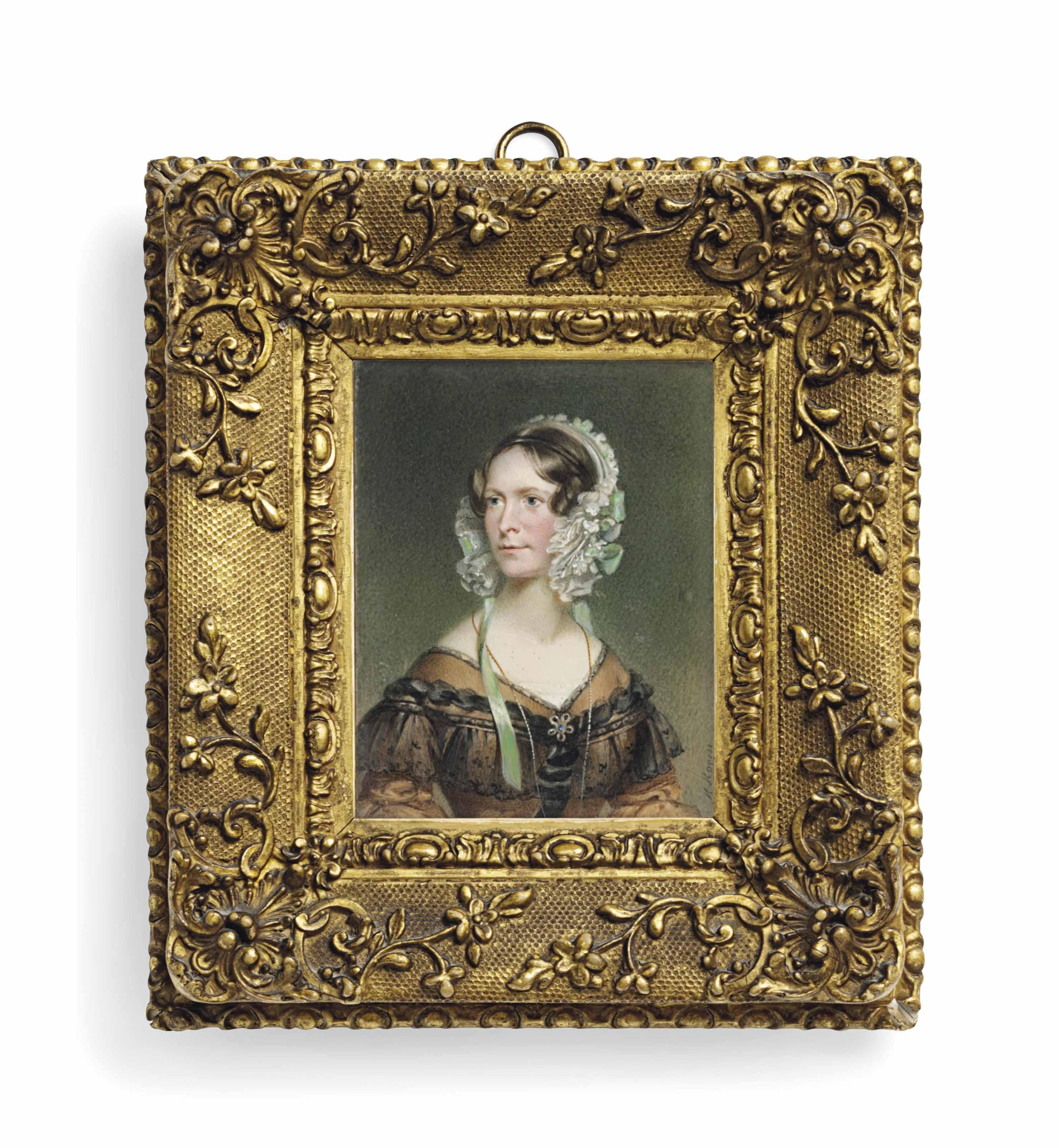 HENRY ROOM (BRITISH, 1802-1850)