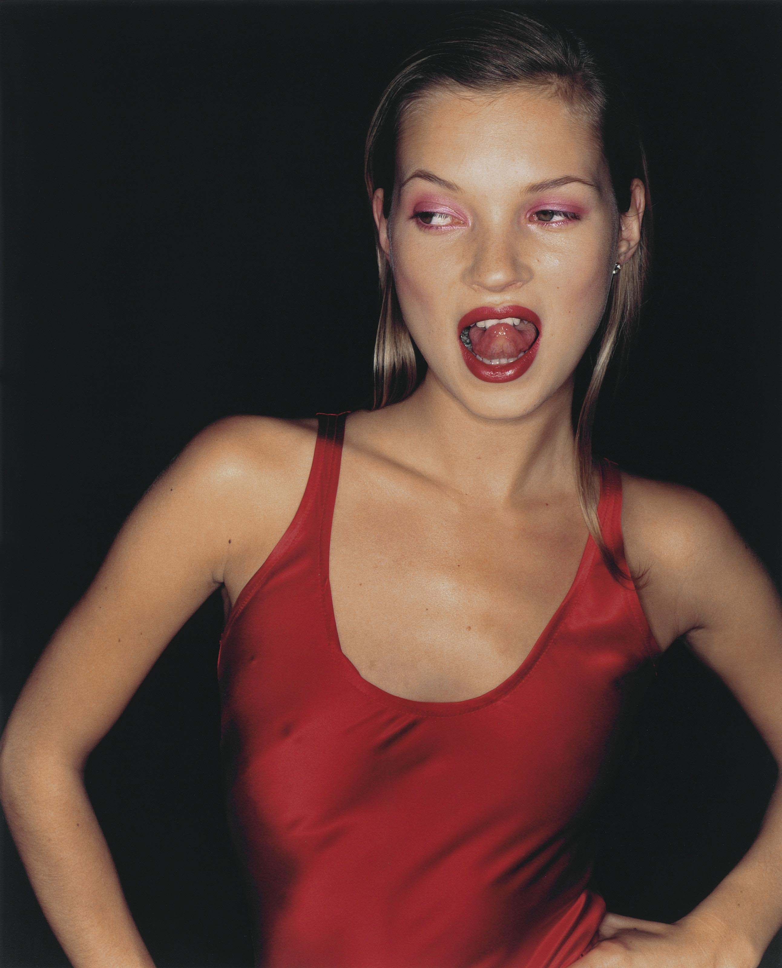 Kate Moss, Paris, for British Vogue, August 1994