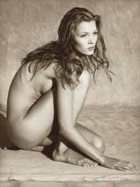 Kate Moss, Marrakech, 1993