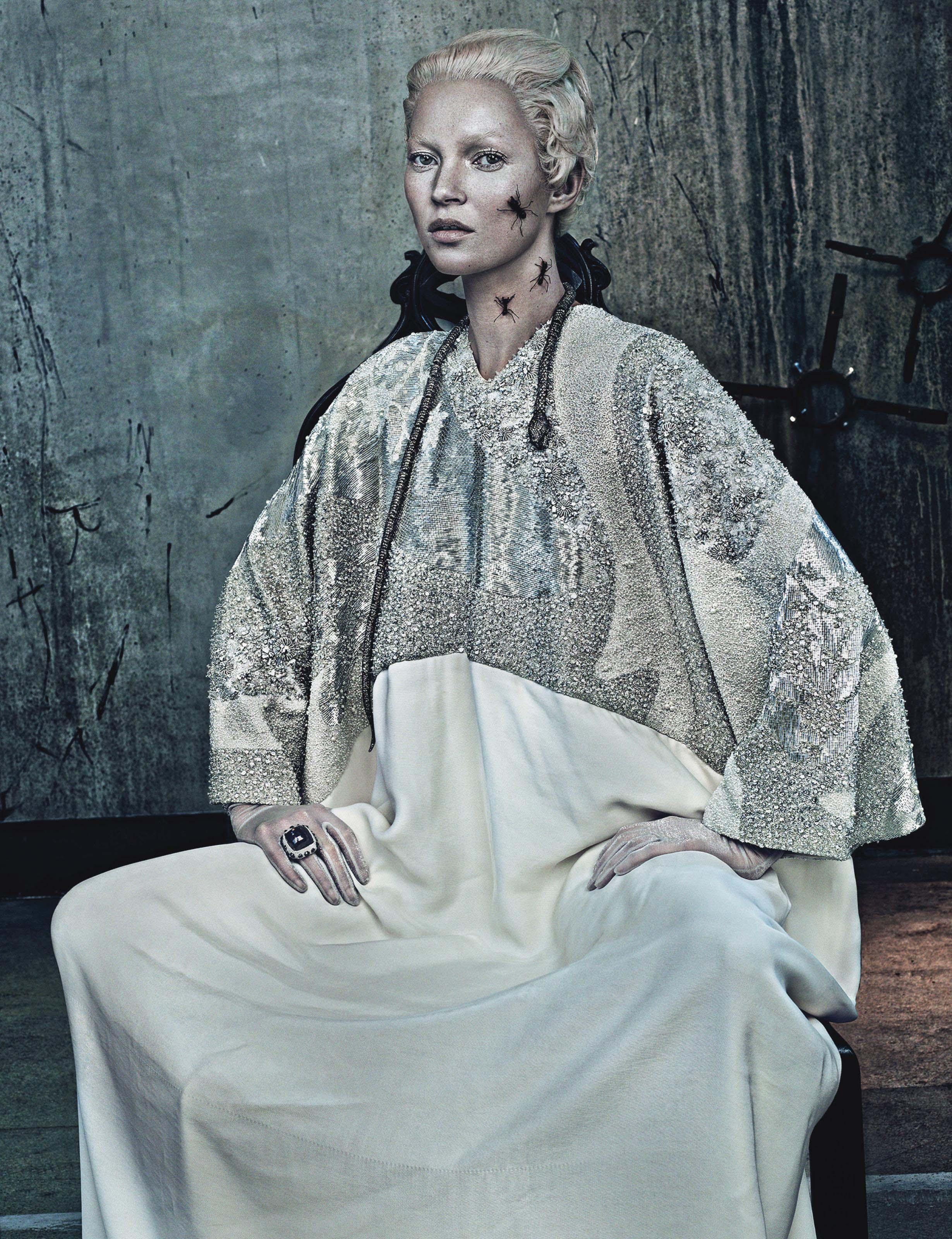 Kate Moss - Study #4, 2011