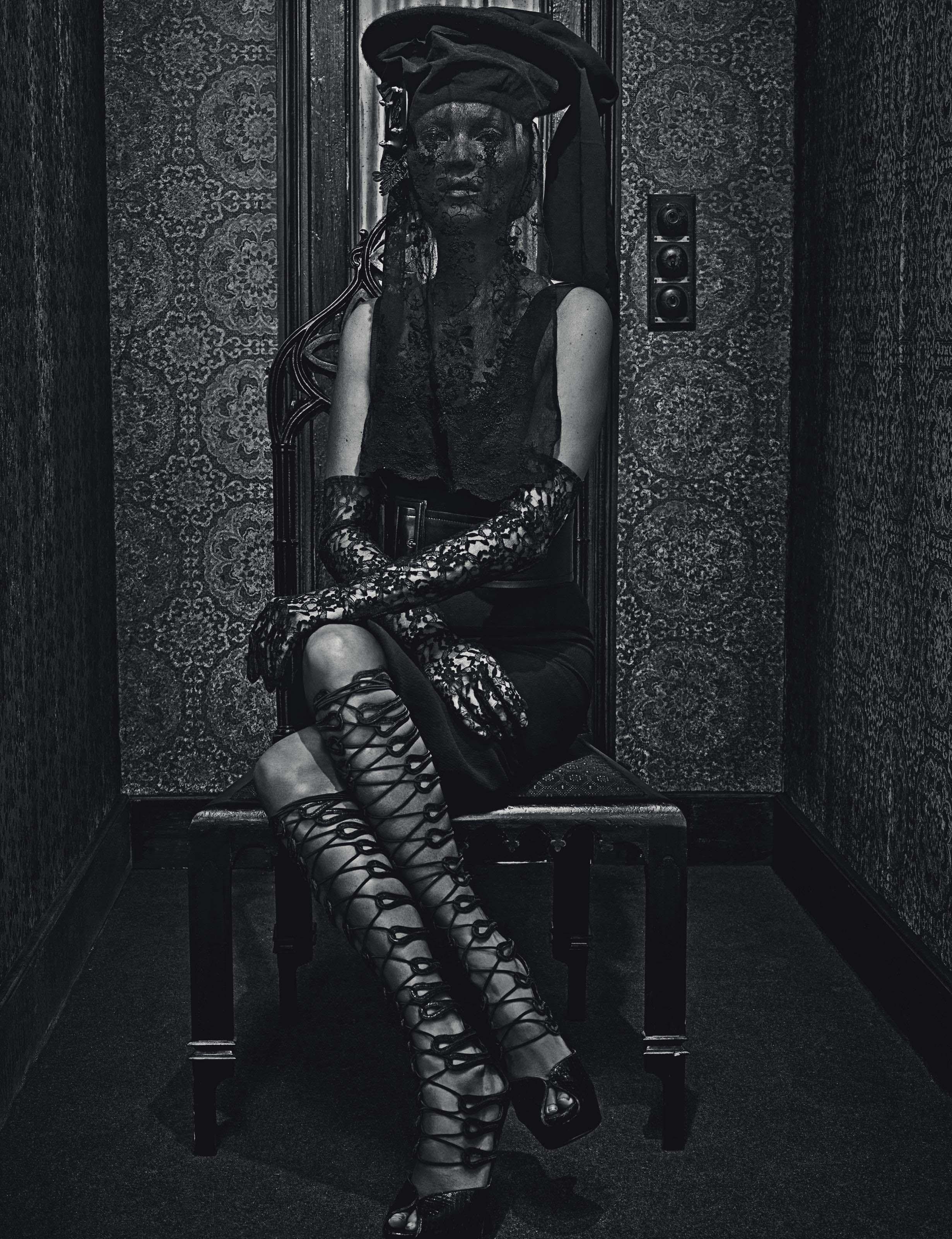 Kate Moss - Study #7, 2011