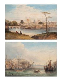 Adrianople; and The Golden Horn, Istanbul
