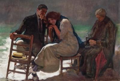 Cecilio Plá (SPANISH, 1860-193