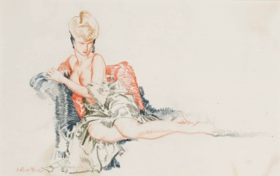 Sir William Russell Flint, P.R