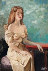 Portrait de Barbara