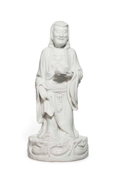 A CHINESE DEHUA MODEL OF BODHI