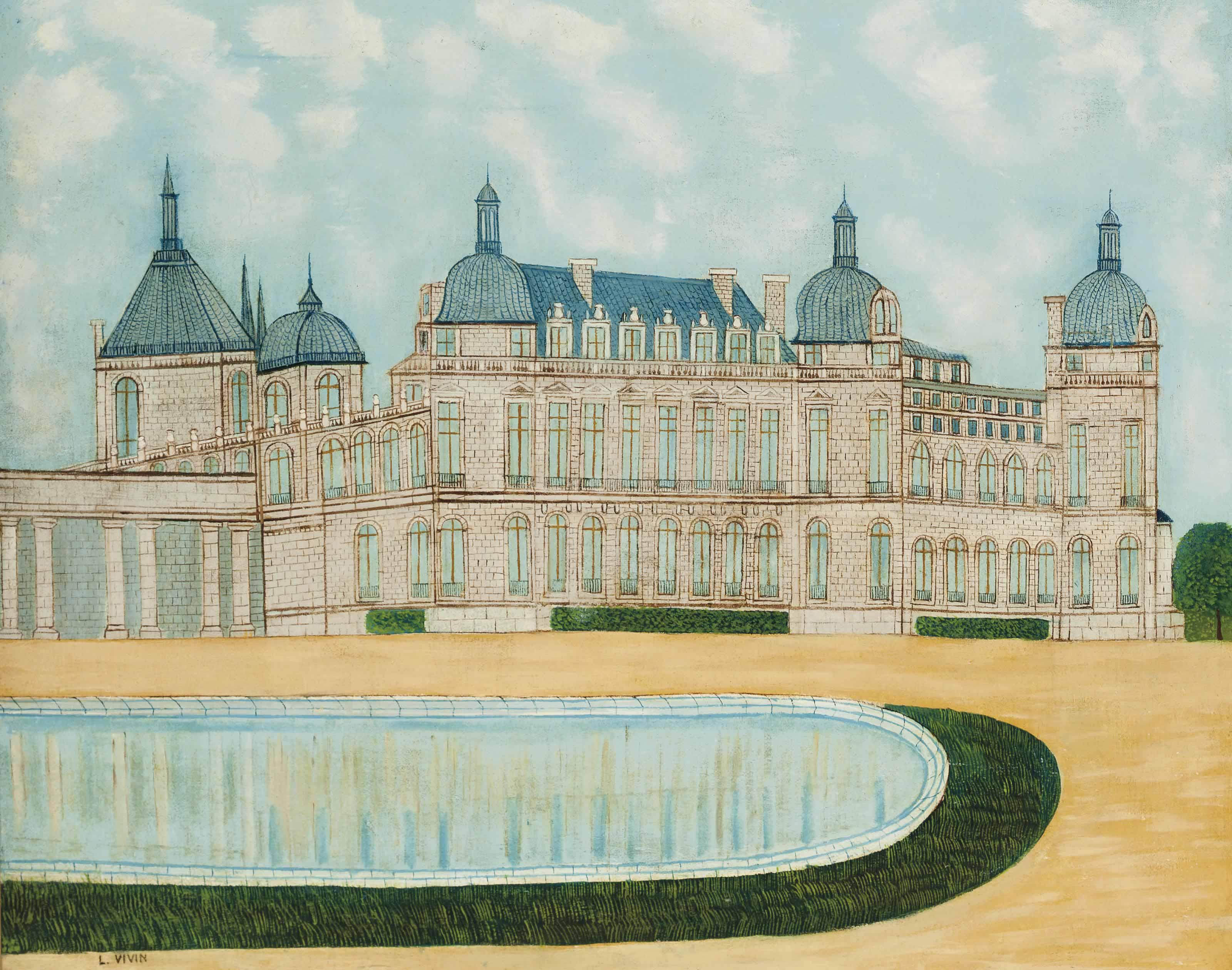 Le Château de Saint-Germain