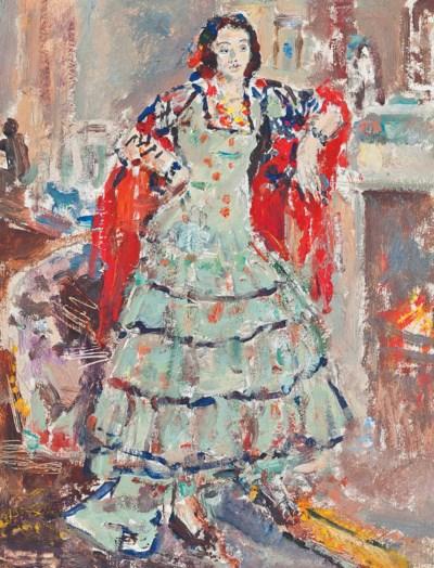 Dame Ethel Walker, A.R.A. (186