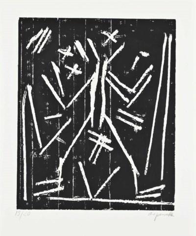 A. R. Penck (German, b.1939)