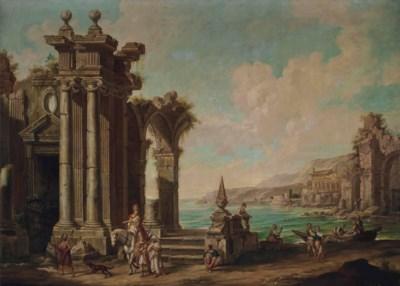 Manner of Giovanni Ghisolfi