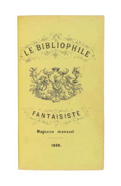 Le bibliophile fantaisiste, ed