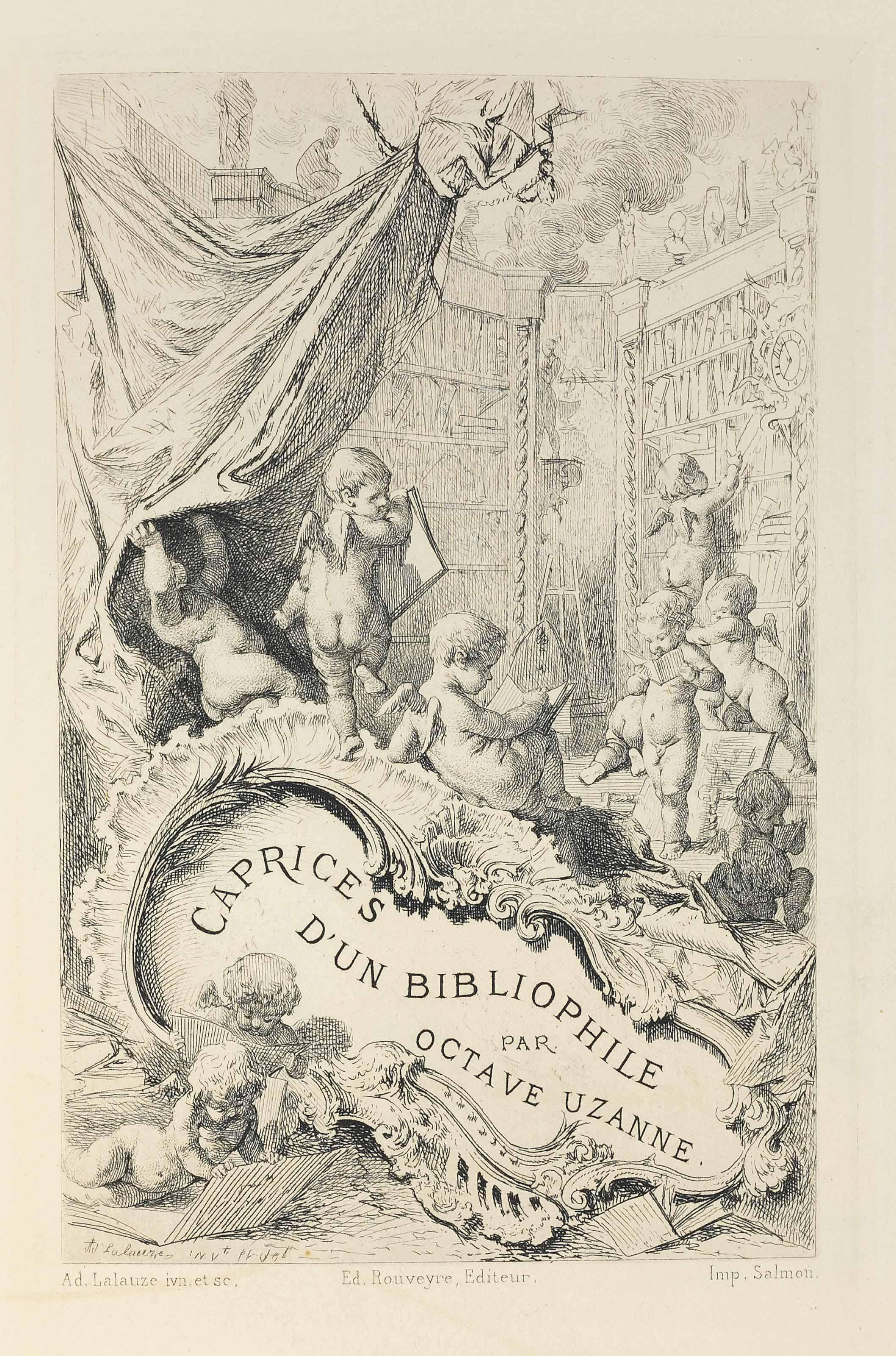 LACROIX, Paul (1806-1884). La