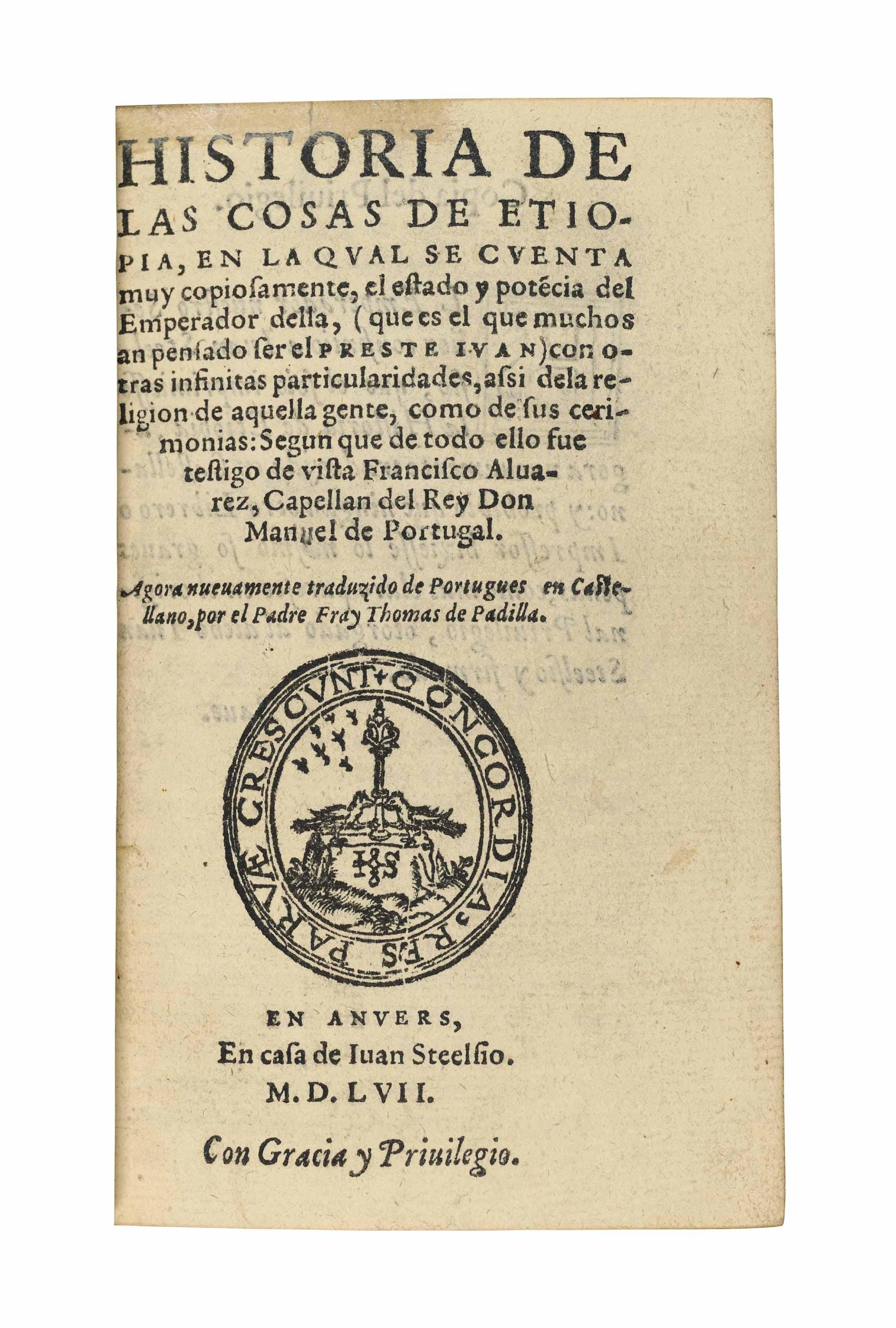 ALVARES, Francisco (c.1465-154