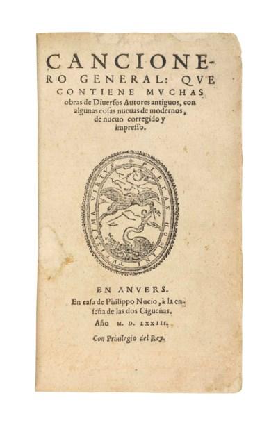 CASTILLO, Hernando del (fl. 15