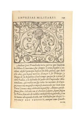 GIOVIO, Paolo (1483-1552). Dia