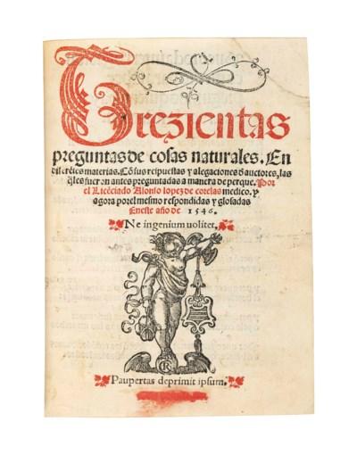LOPEZ DE CORELLA, Alonso (1513