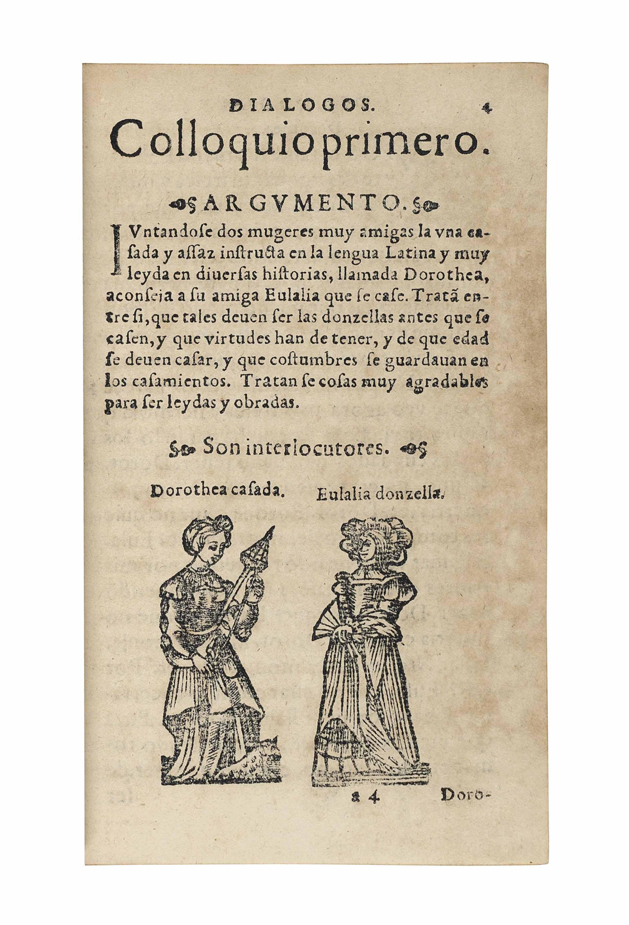 LUJAN, Pedro de (fl. 1550). Co