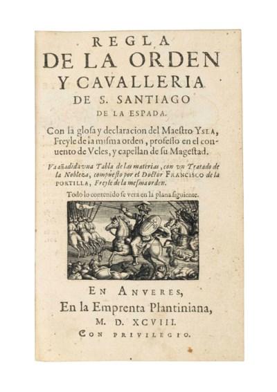 PORTILLA, Francisco de la and