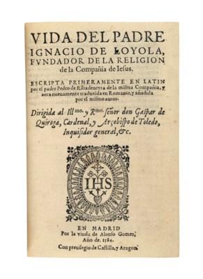 RIBADENEIRA, Pedro de (1527-16