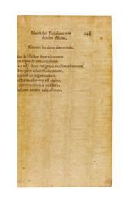 ALCIATUS, Andreas (1492-1550).