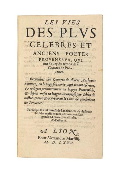 NOSTREDAME, Jean de (fl. 1507-
