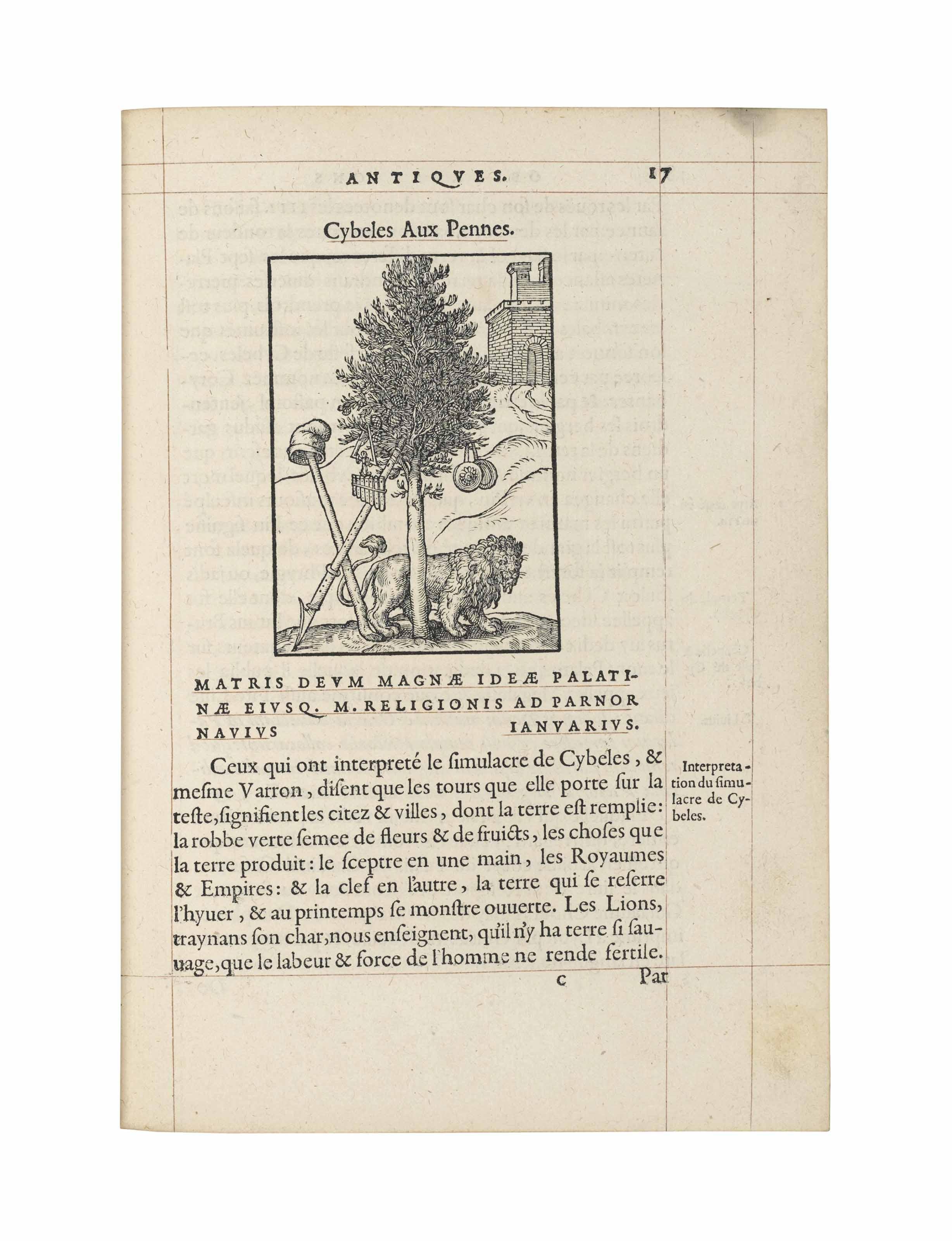 SIMEONI, Gabriele (1509-1575).