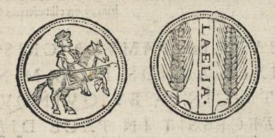 CARO, Rodrigo (1573-1647). Ant