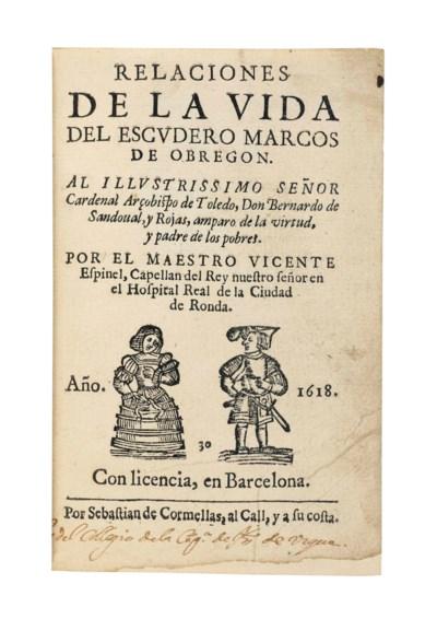 ESPINEL, Vicente Martínez (155