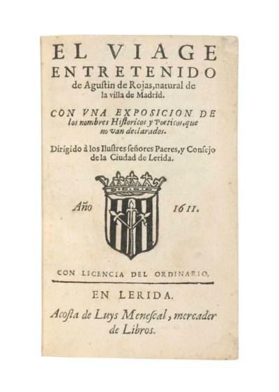 ROJAS VILLANDRADNO, Agustín de