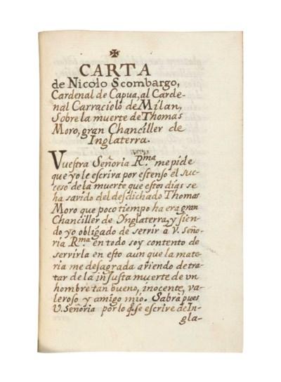 [STAPLETON, Thomas (1535-1598)
