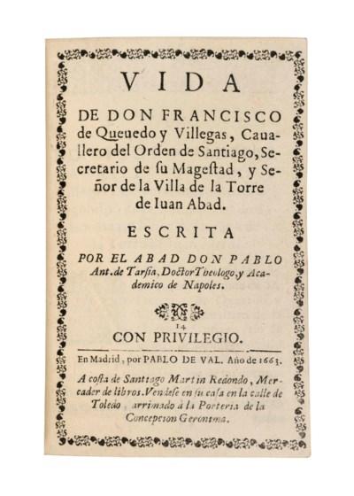 TARSIA, Paolo Antonio de (fl.