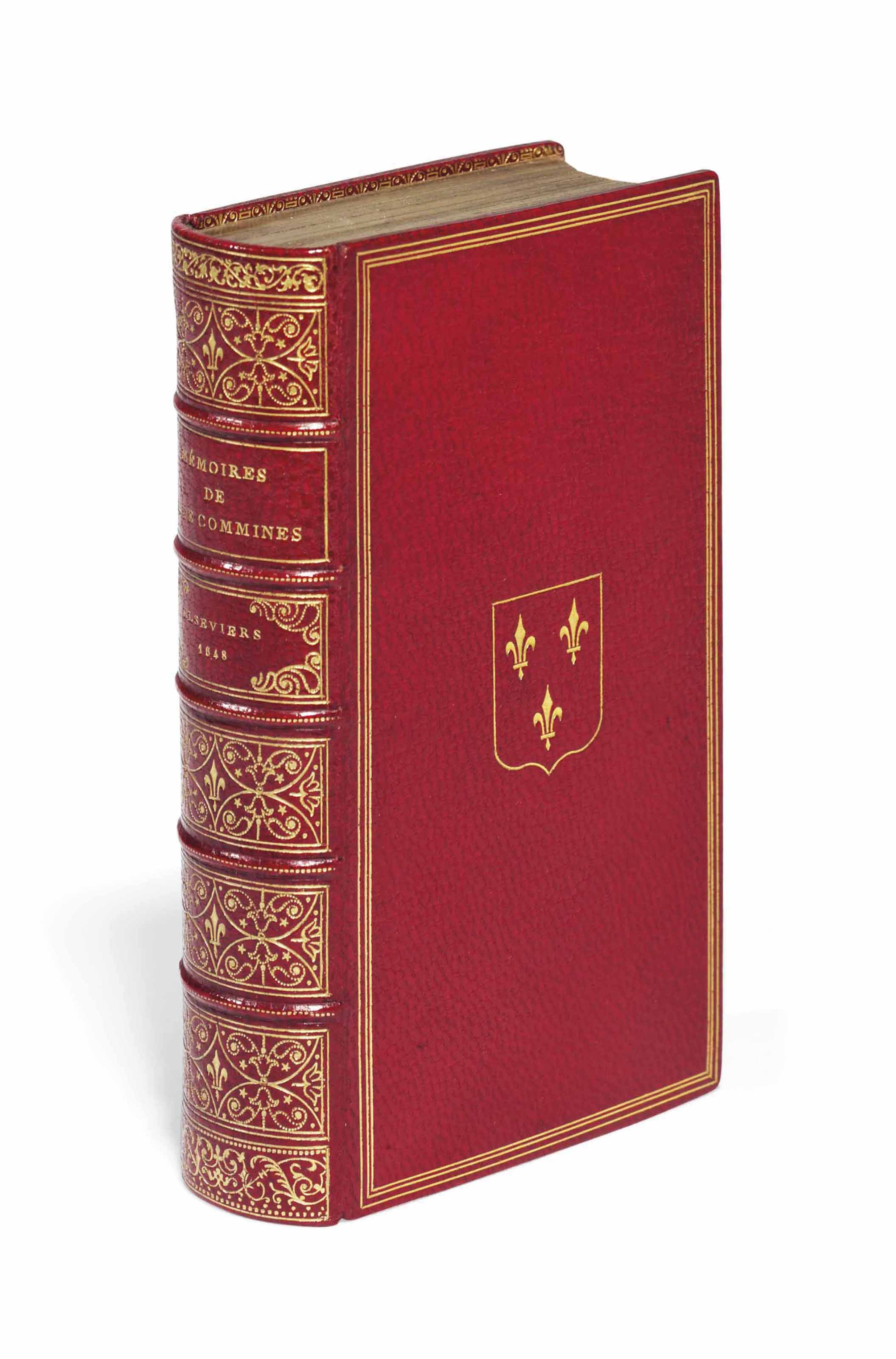 COMMINES, Philippe de (1447-15