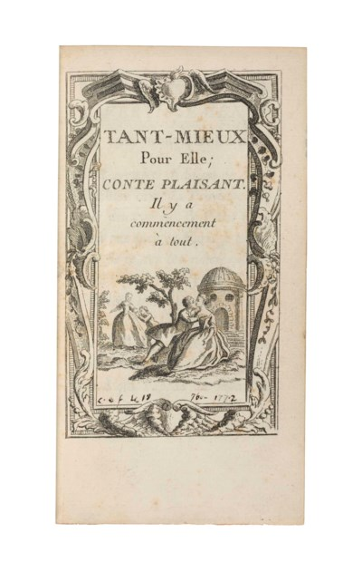 VOISENON, Claude Henri de Fusé