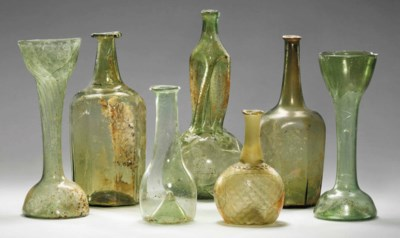 FIVE ITEMS OF LATE MEDIEVAL WA