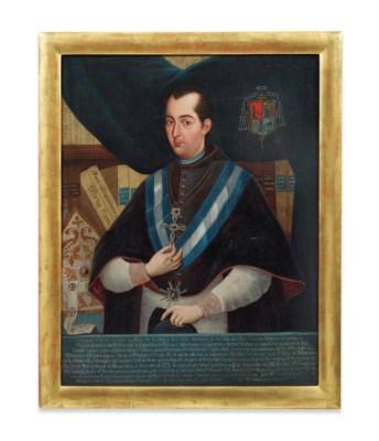 Follower of José de Páez