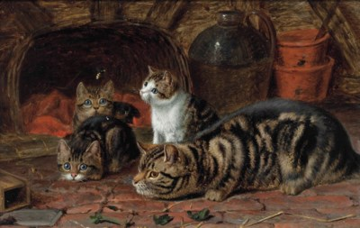 Horatio Henry Couldery (1832-1