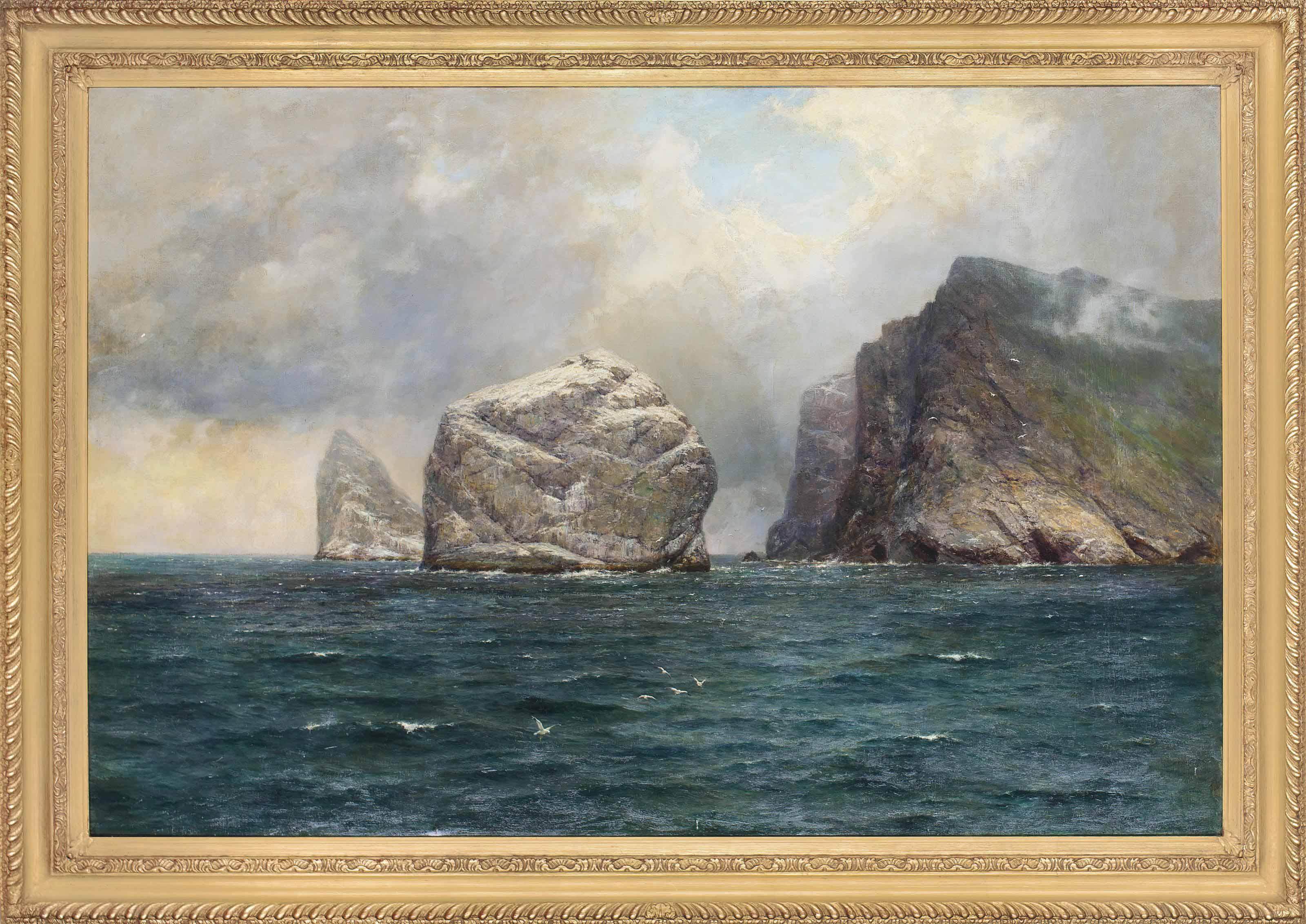 Louis Bosworth Hurt (1856-1929
