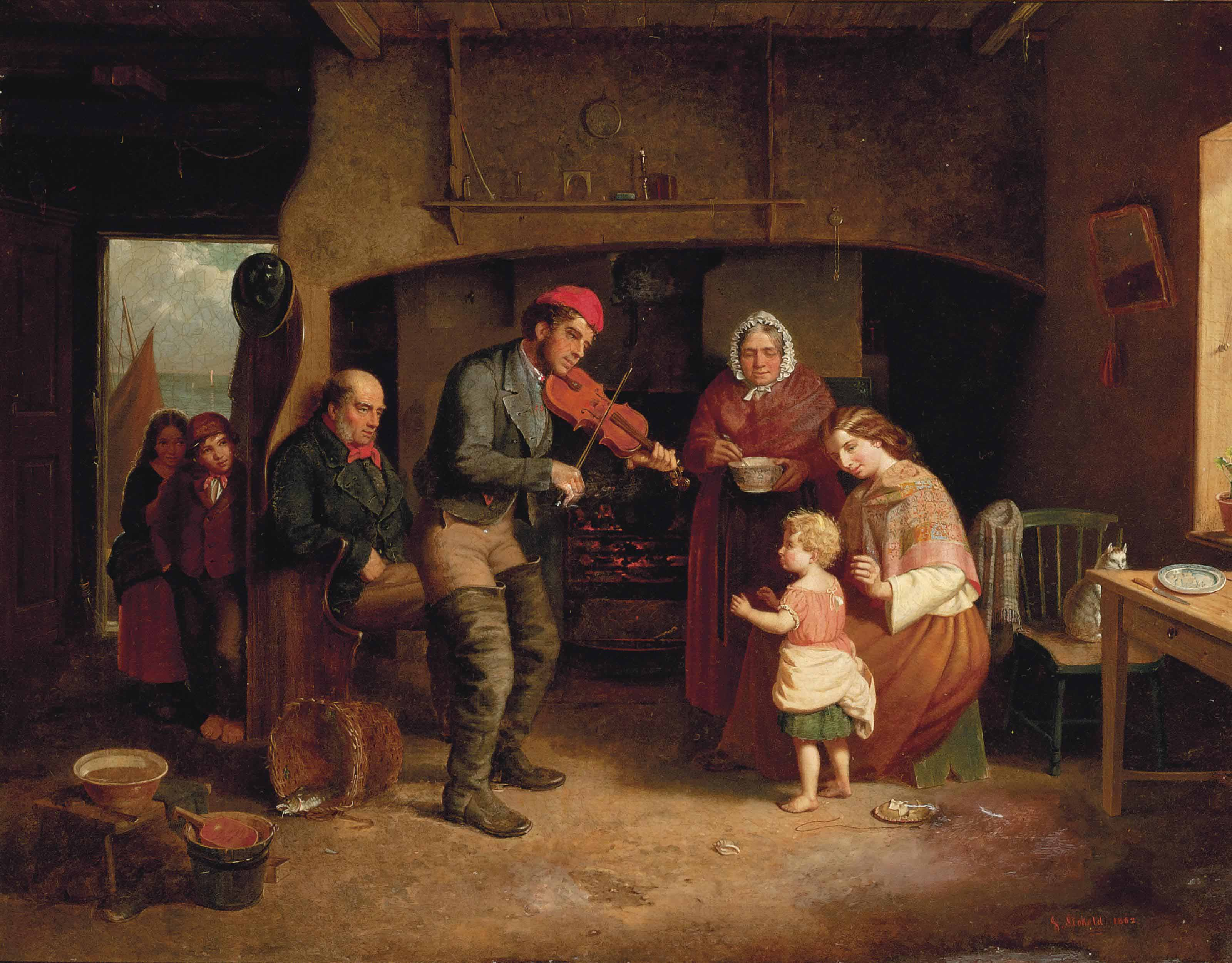 James Stokeld (1827-1877)