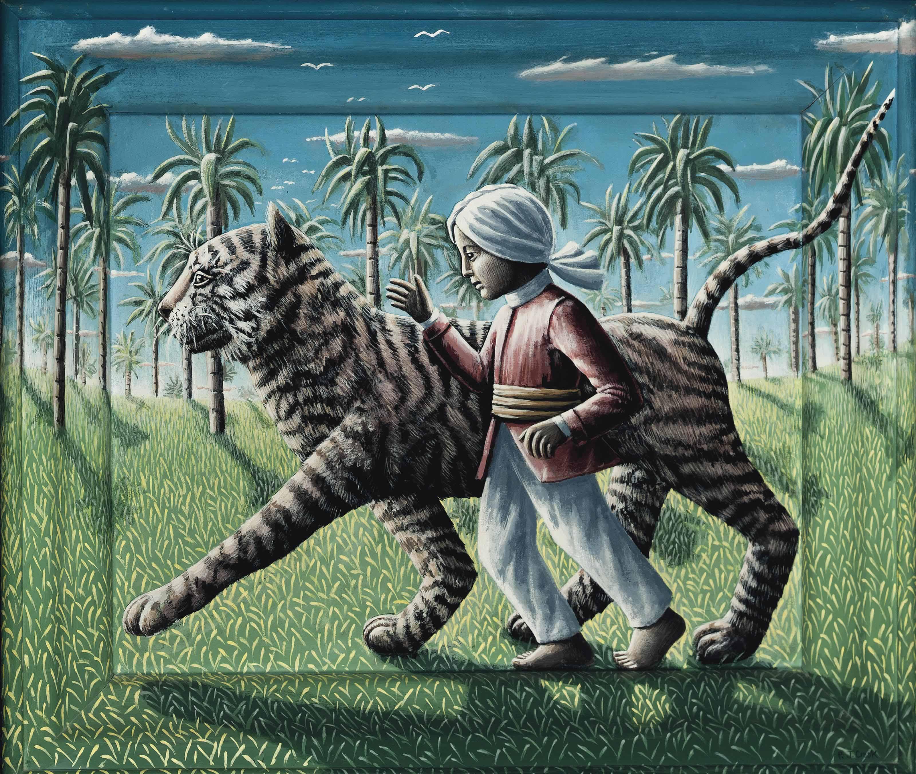 Tiger Child