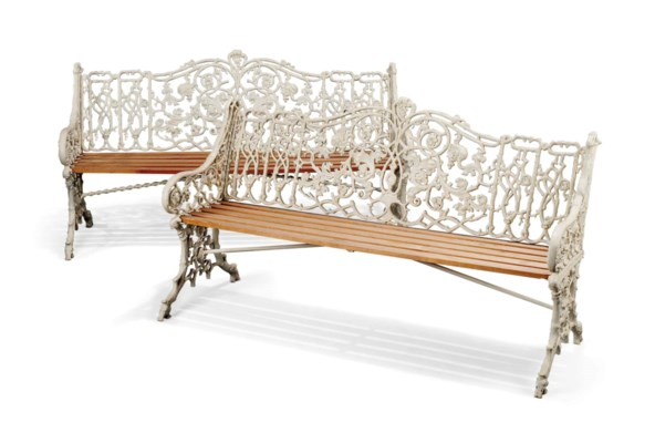 A MATCHED PAIR OF VICTORIAN WH