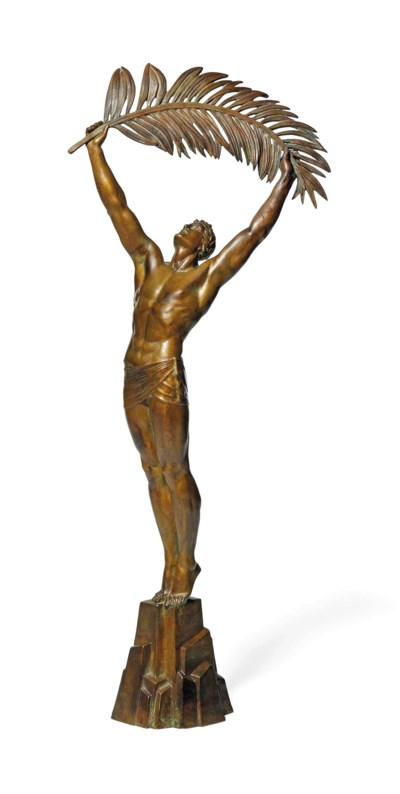 'OLYMPIC VICTORY', A PIERRE LE