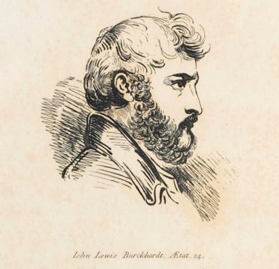 JOHANN LUDWIG BURCKHARDT (1784
