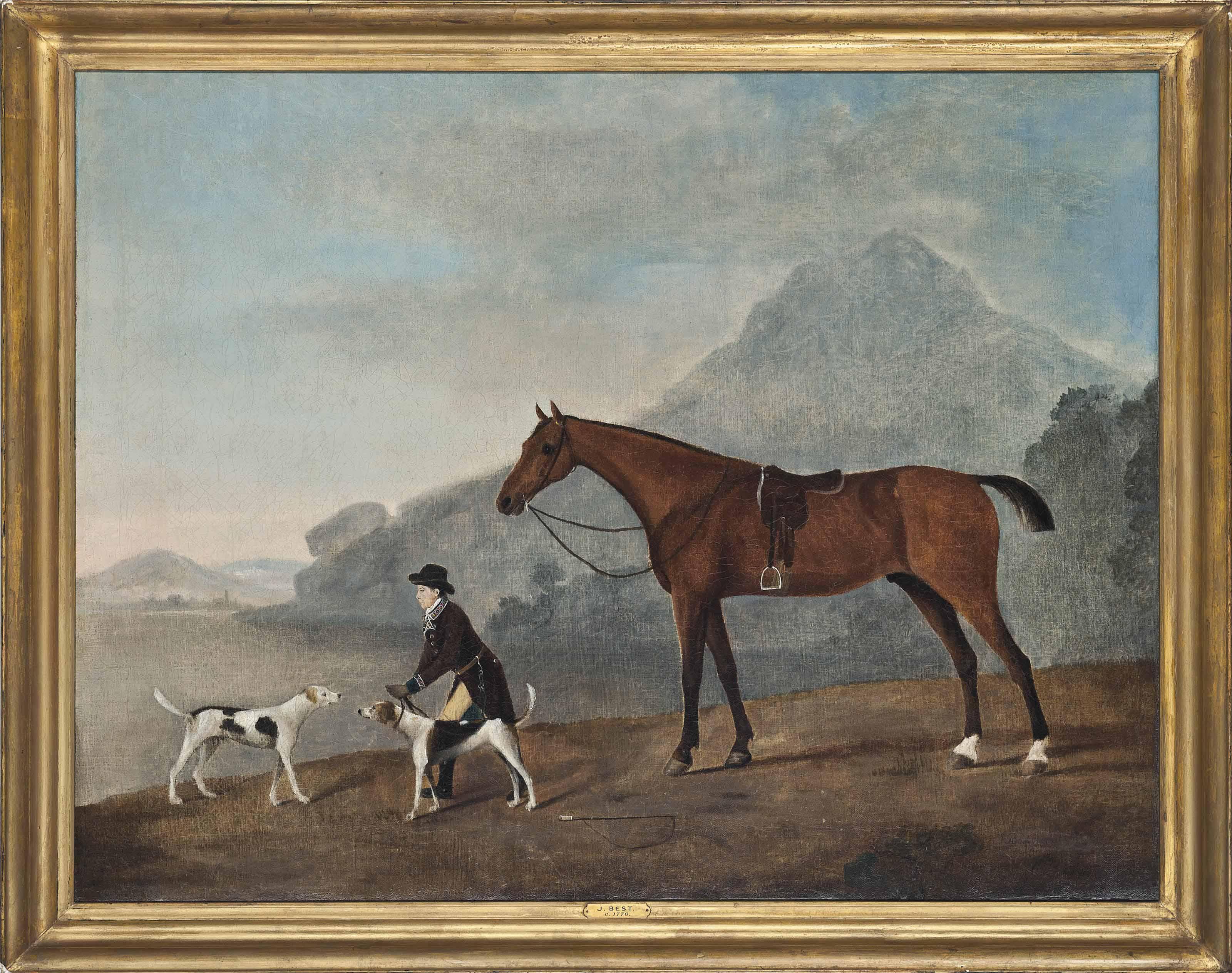 John Best (British, fl. 1750-1792)