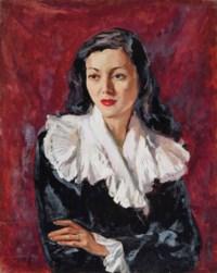 Portrait of Mrs Julie Lynn