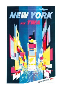 NEW YORK FLY TWA