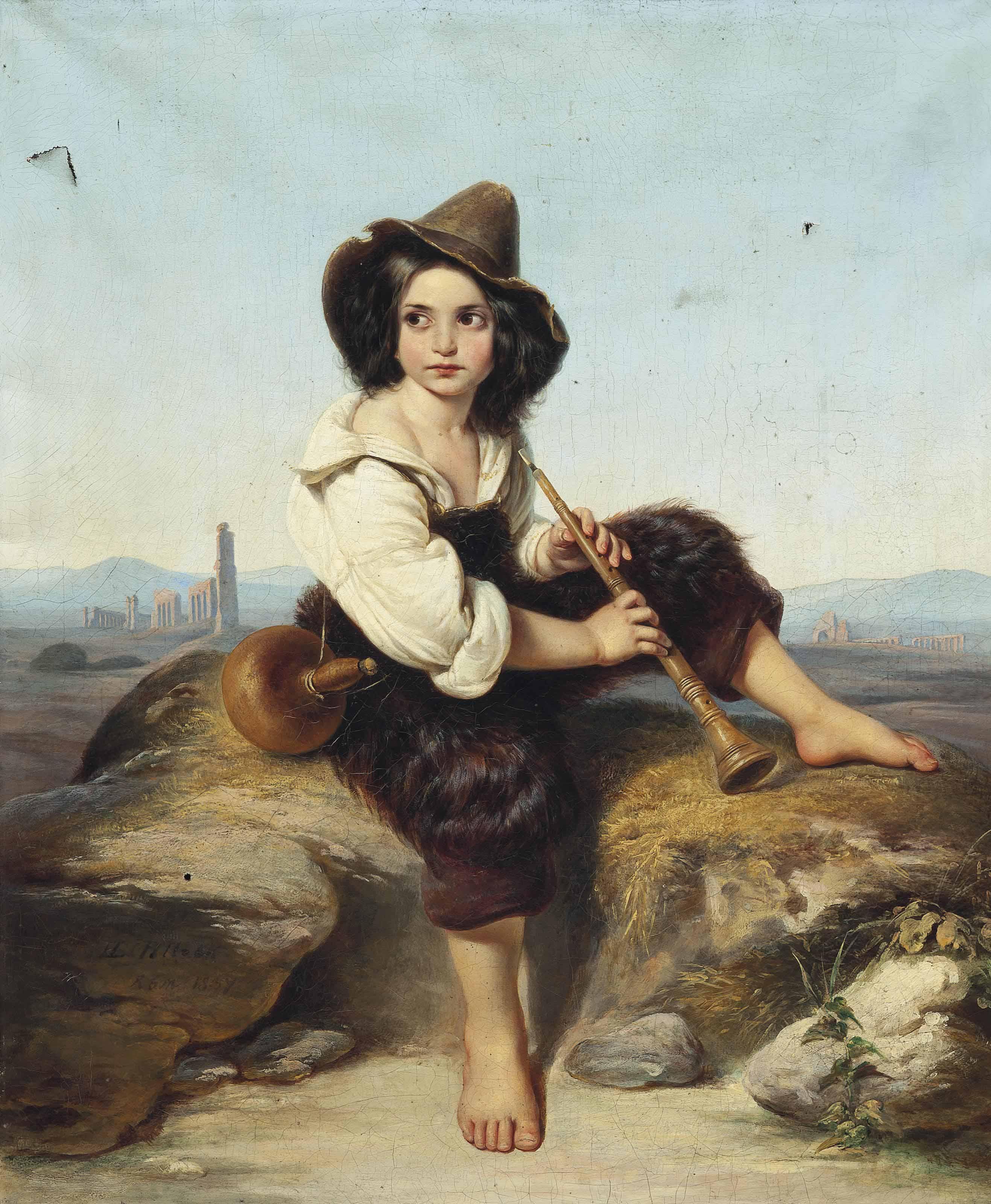 Картинки по запросу leopold pollak (austrian, 1806 - 1880).